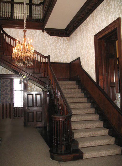 Rose Hall Grand Staircase