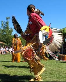 Rendevous at the Straits PowWow