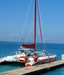 Jamaican Catamaran