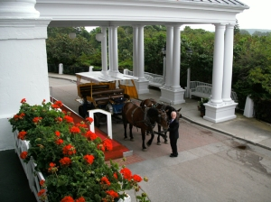 Grand Hotel Carriage