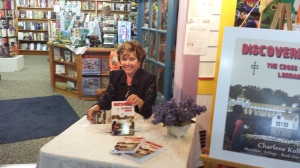 Book Signing at the Island Book Store