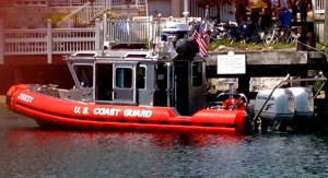 US Coast Guard Boat