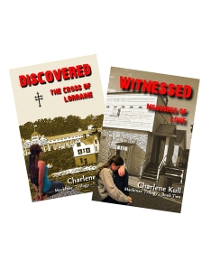 Both Novels Available in paperback and electronic formats